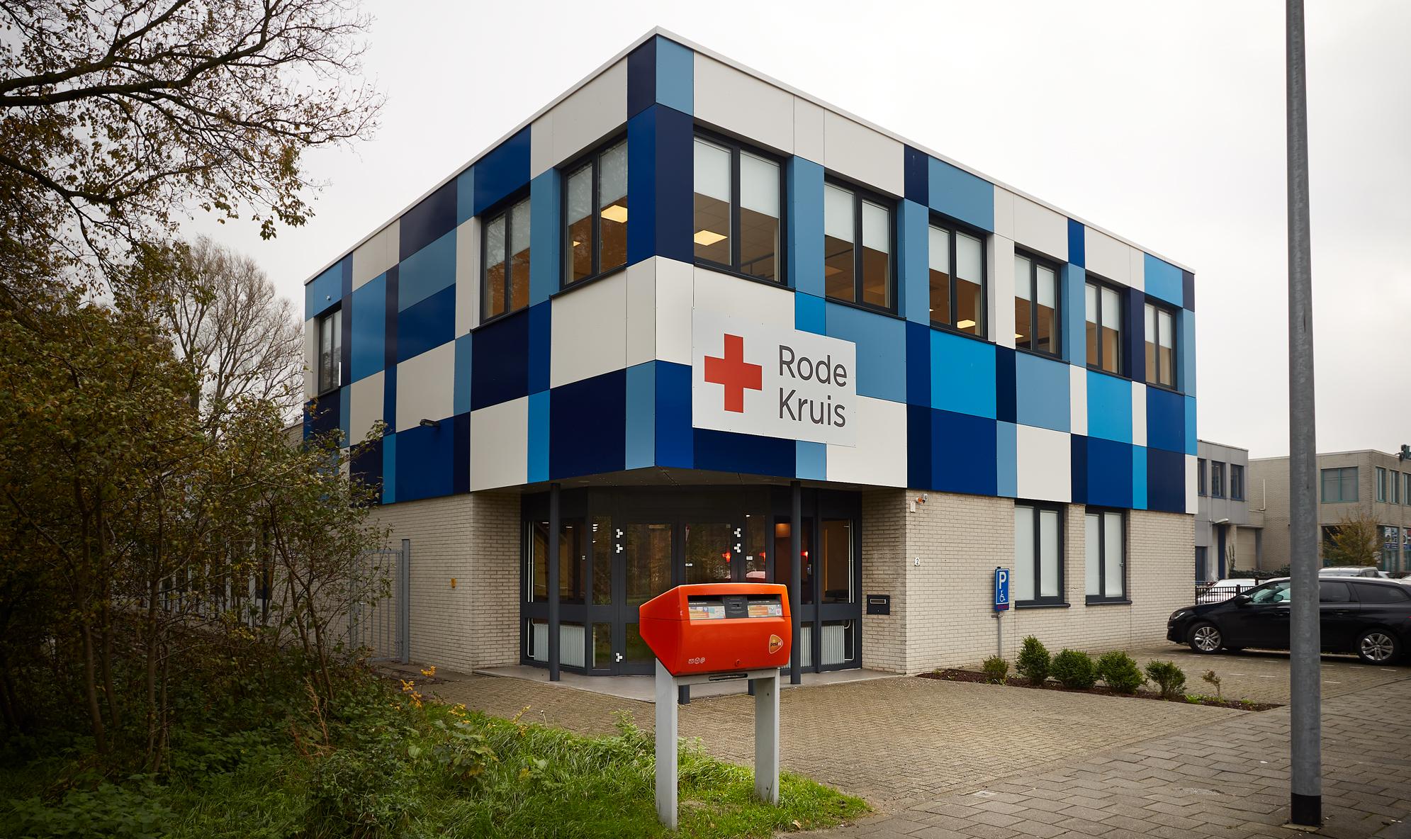 Rode Kruis Den Haag ZIlverstraat