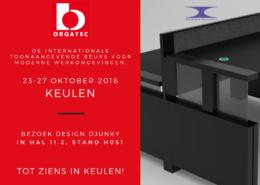 ORGATEC 2018 Design Djunky