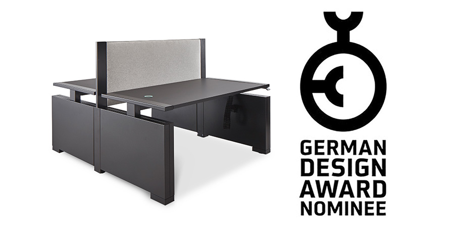 Rock genomineerd voor German Design Award