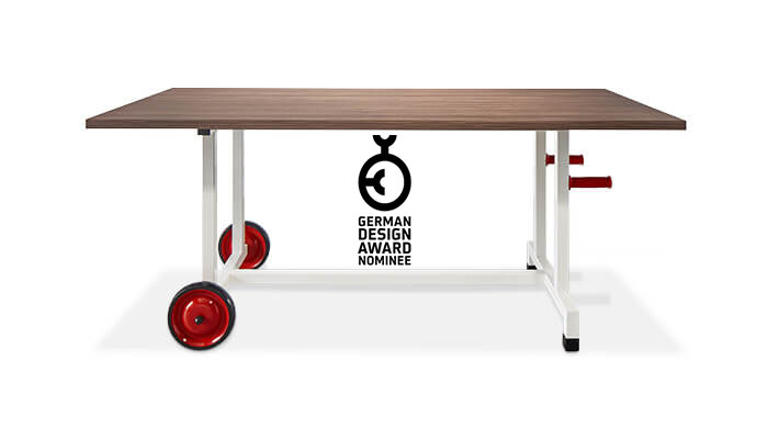 Move Around genomineerd voor German Design award 2020