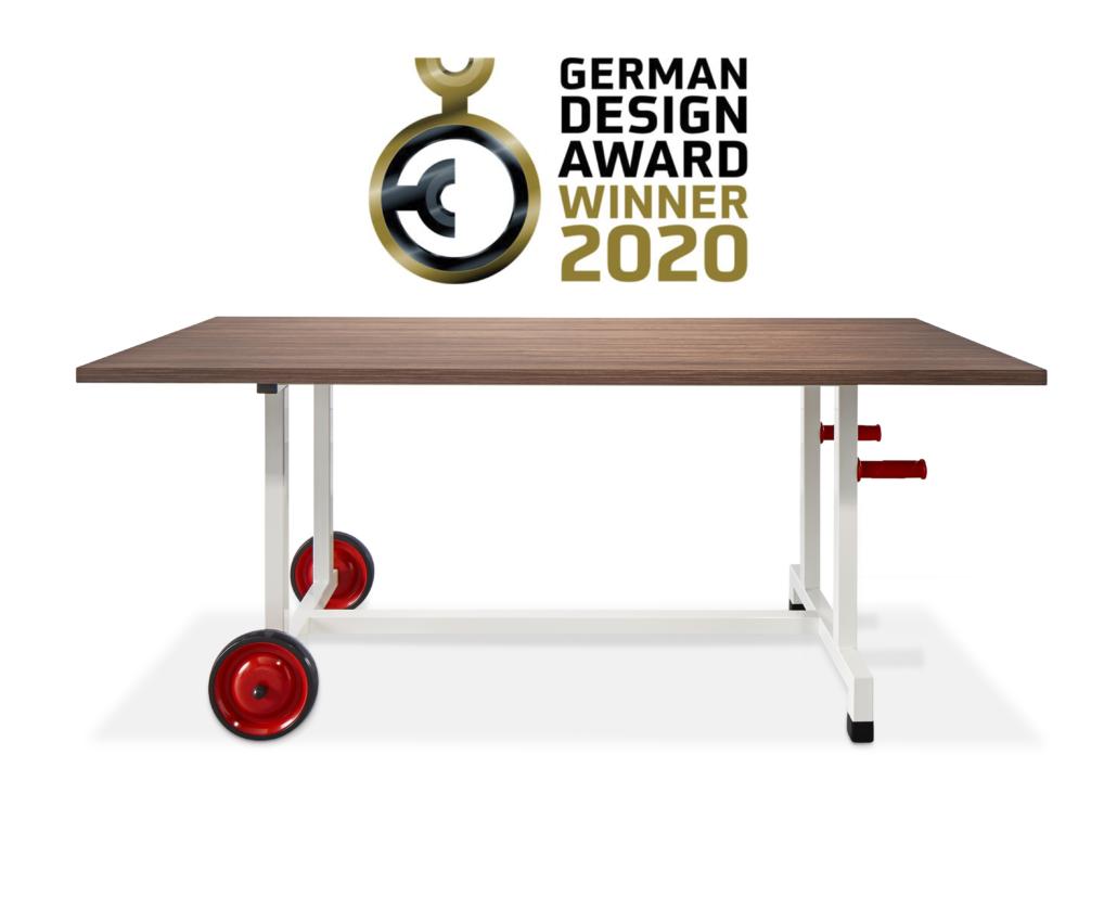 move around winner GDA 2020