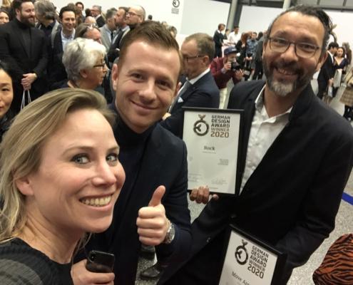 twee German Design Awards voor Design Djunky